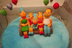 Dětský dort č. 14