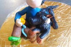 Dětský dort č. 7