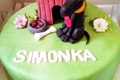 Dětský dort č. 8
