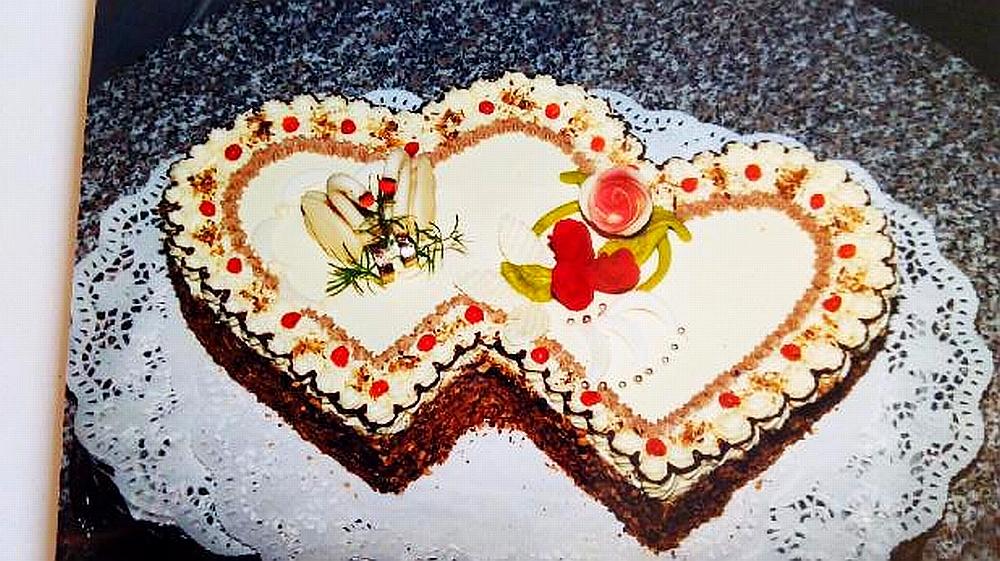 Výroba svatebních dortů na zakázku